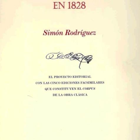 Simón Rodríguez. El clamor de un republicanismo plebeyo