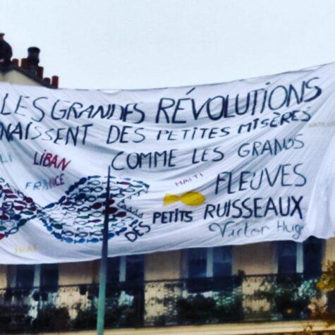 Crónicas de París en huelga
