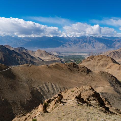 Guerra en los Himalayas