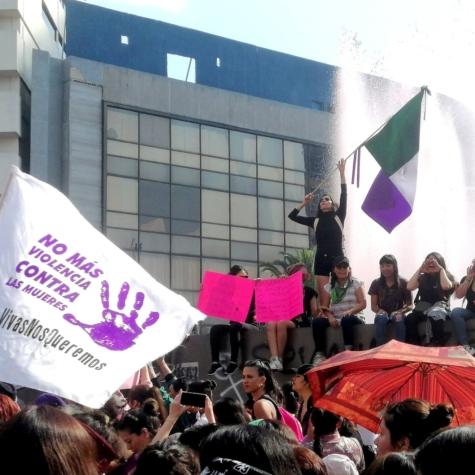Nueva ola feminista: vida en acción