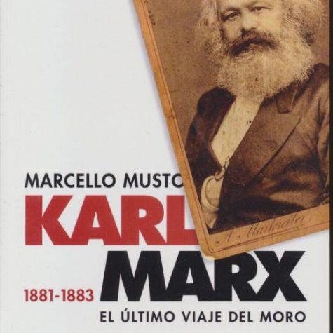 Reseña: Karl Marx 1881 -1883, El último viaje del moro