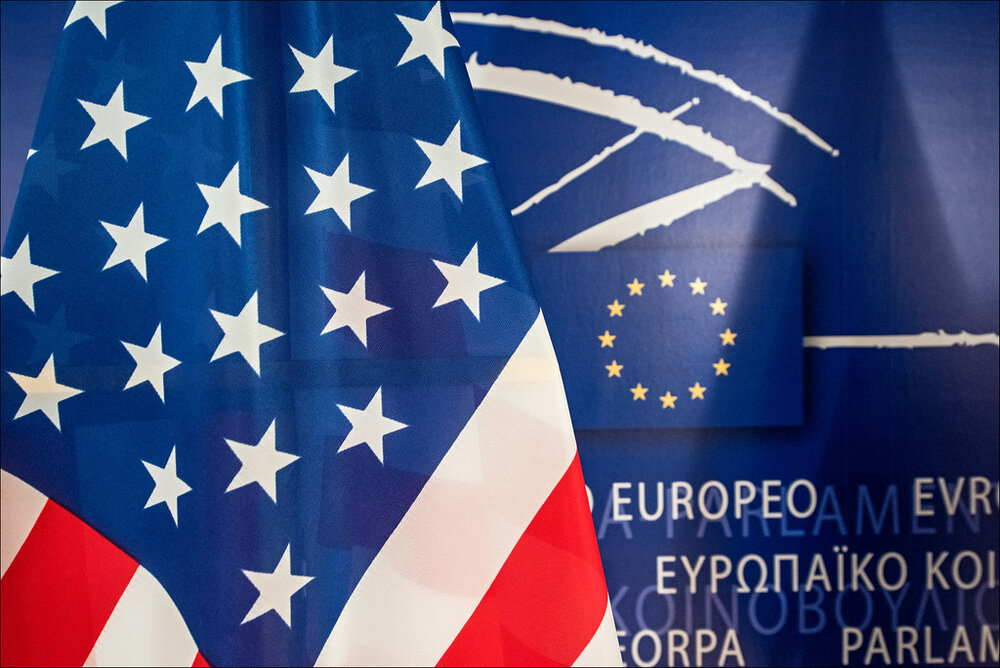 """""""US vice-president Joe Biden official visits to the European Parliament""""  by  European Parliament  is licensed under  CC BY-NC-ND 2.0"""