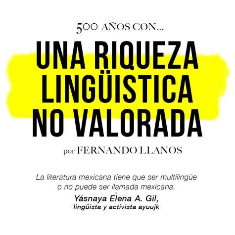 Una riqueza lingüística no valorada