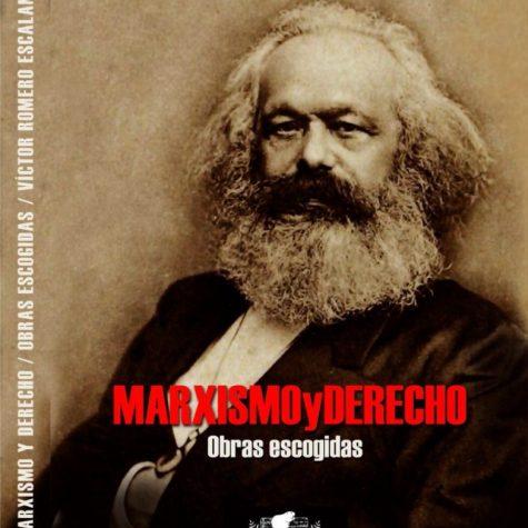 Marxismo y derecho. Obras escogidas  Reseña