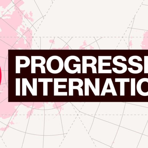 Announcing the Progressive International