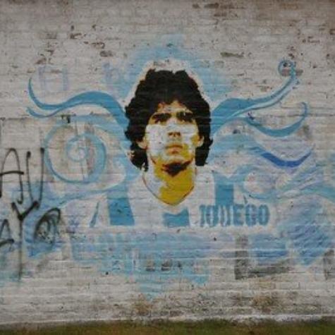 Garrincha, Corbatta, Maradona. Infancia y destino